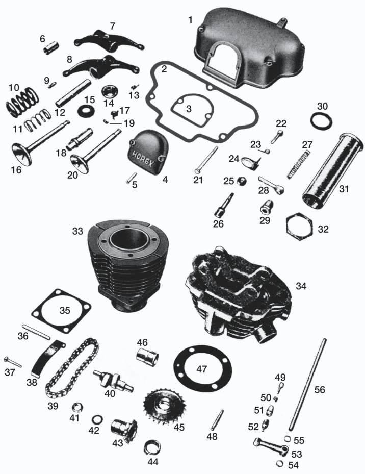 Zylinder E1M