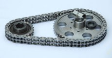 Duplexkettenradsatz Regina Typ 03