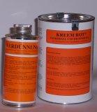 KREEM® ROT 2K 1,3kg Tanksiegel und Reaktionsmittel